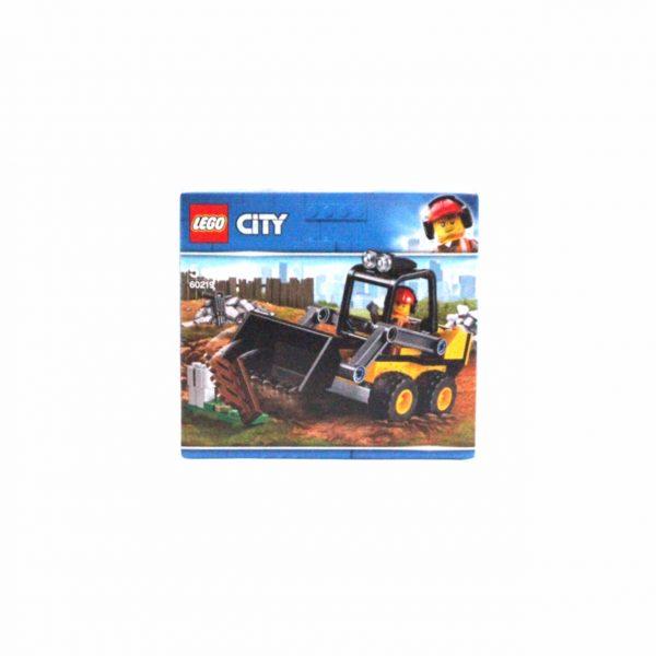 Lego city bouwlader