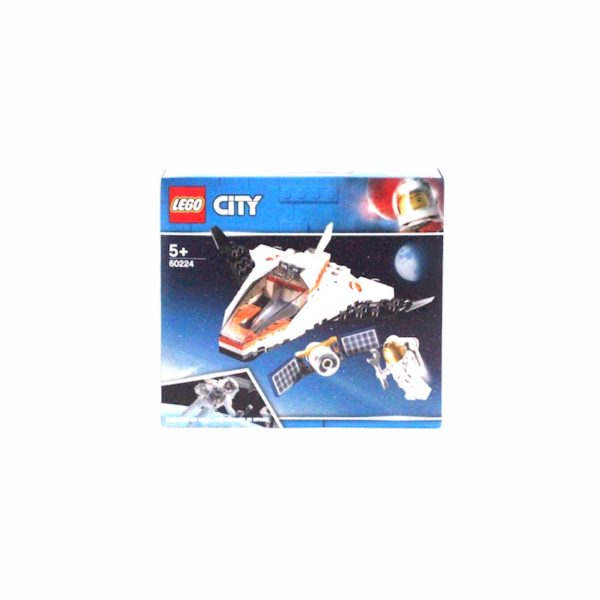 Lego city satteliet