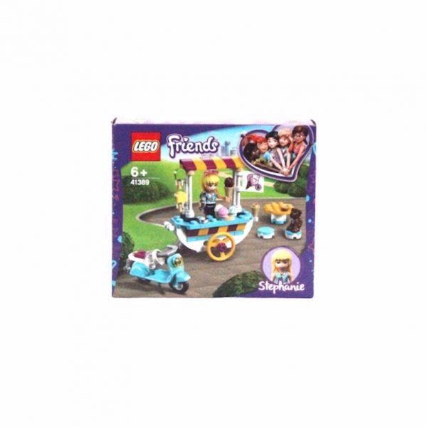 Lego friends ijskar