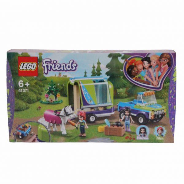 Lego friends Mia's paardentrailer