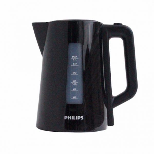 Phillips waterkoker 1,7 liter zwart