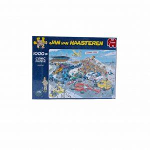Puzzel 1000 stukjes jan van haasteren grandprix