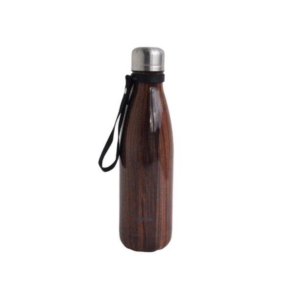 Gusta drink- en waterfles hout