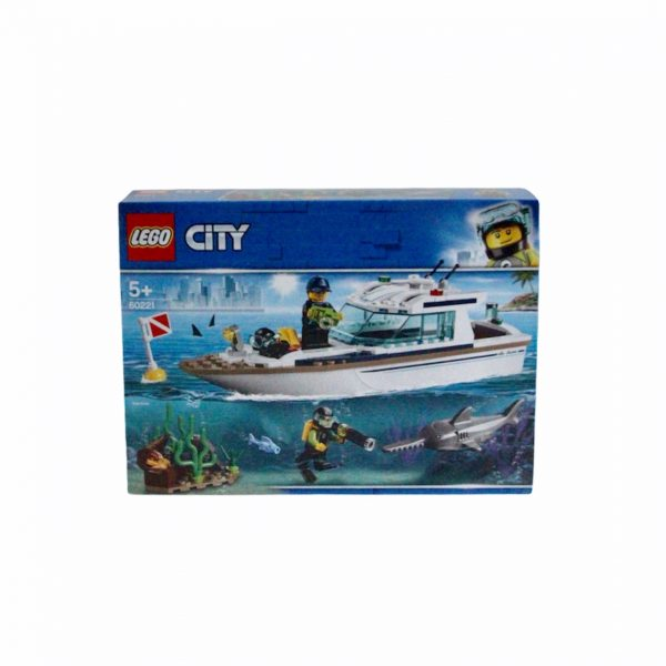 LEGO City duikjacht