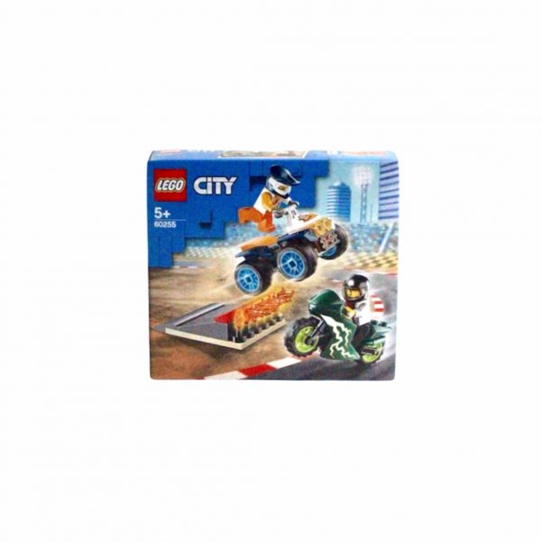 Lego city stuntteam