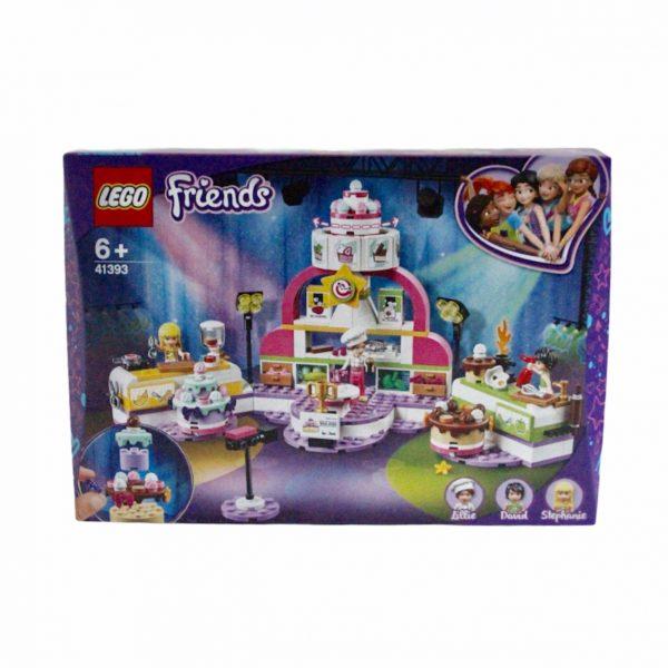 LEGO Friends bakwedstrijd