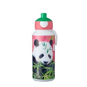 drinkfles-pop-up-campus-400-ml-animal-planet-panda