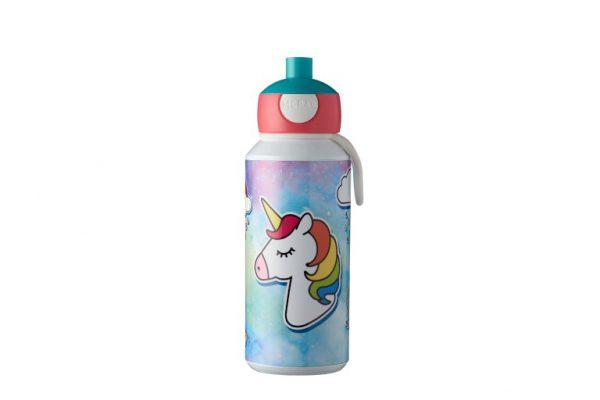drinkfles-pop-up-campus-400-ml-unicorn