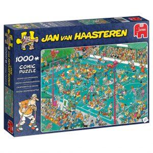 Jan van Haasteren legpuzzel hockeykampioenschappen