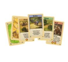 Kaarten Catan het snelle kaartspel