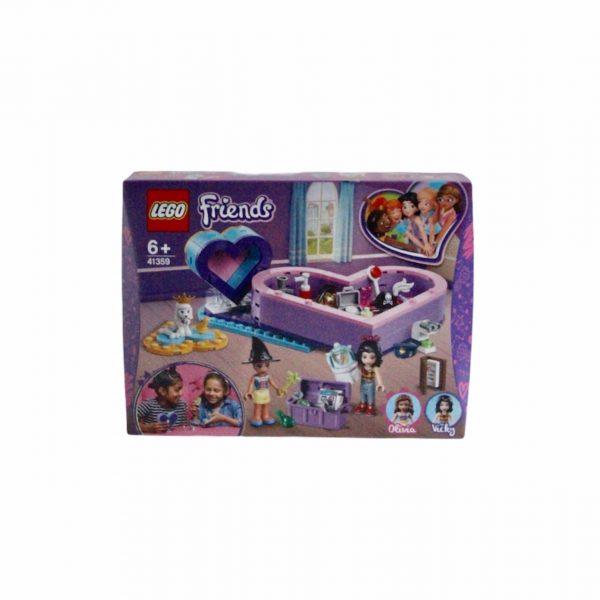 LEGO Friends hartvormige dozen