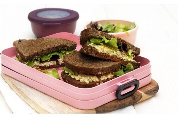 Mepal lunchbox flat