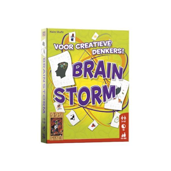 Brainstorm partyspel