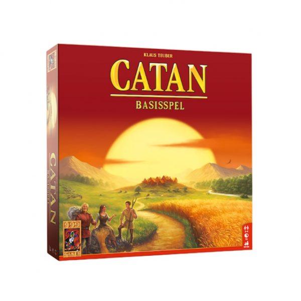 Catan basisspel bordspel