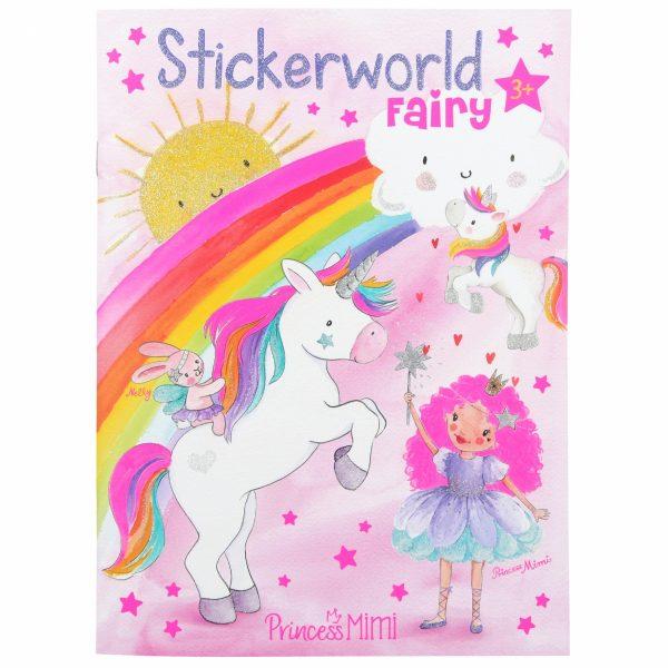 Princess mimi fairy stickerworld