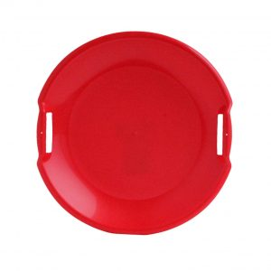 Slee glijschotel rood