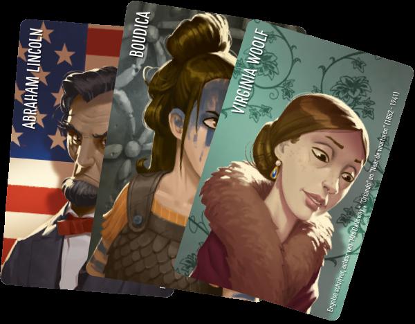 Similo historie kaarten