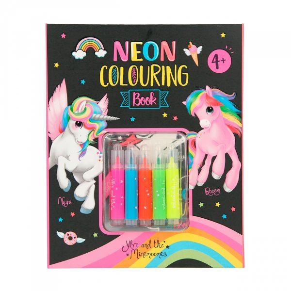 Ylvi neon kleurboek