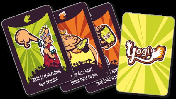 Yogi kaarten