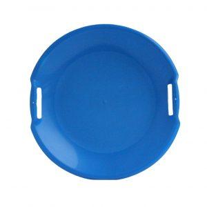 Slee glijschotel blauw