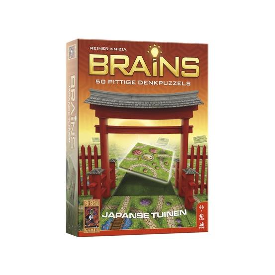 Brains de Japanse tuinen