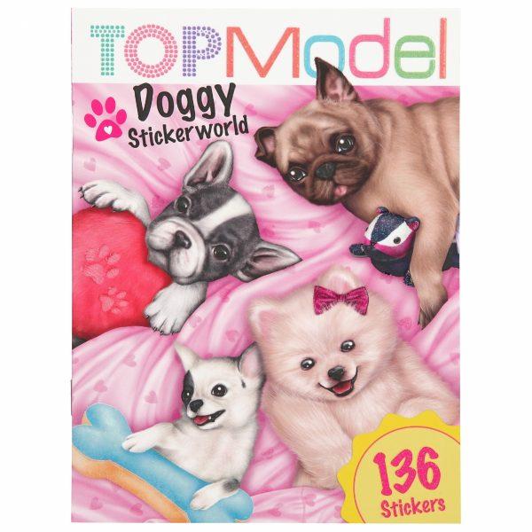 TOP Model stickerboek doggy