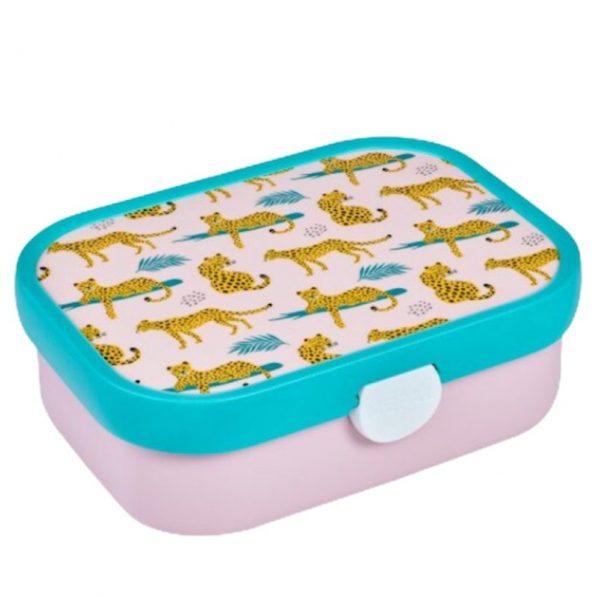 Mepal lunchbox campus leopard