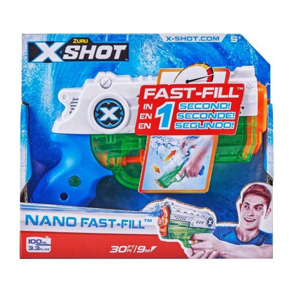 Waterpistool X-shot nano fast fill