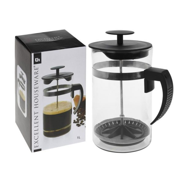 Cafetiere glas