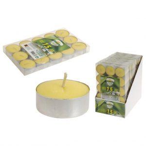 Theelichten citronella