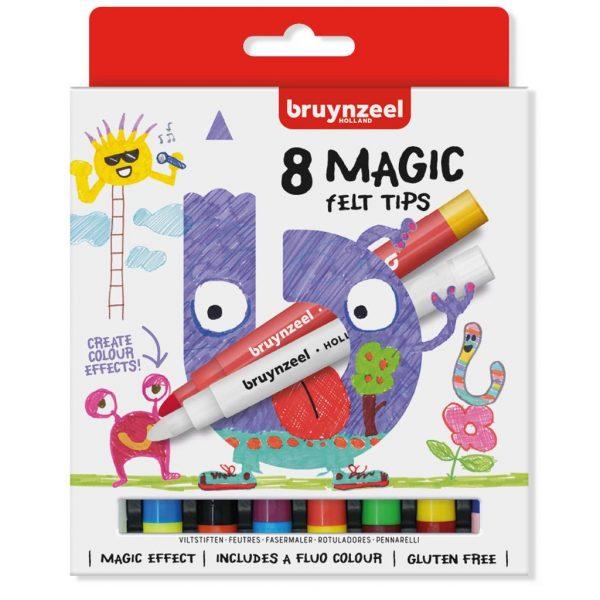 Bruynzeel magische viltstiften