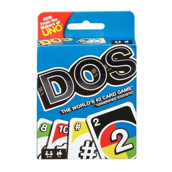 Dos kaartspel