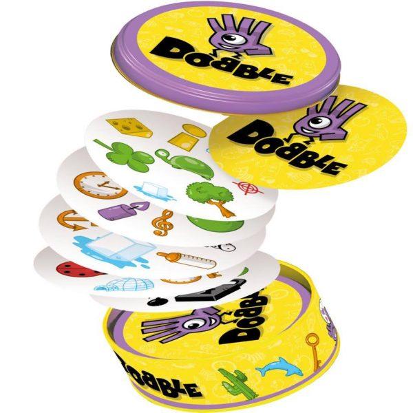 Dobble speelmateriaal
