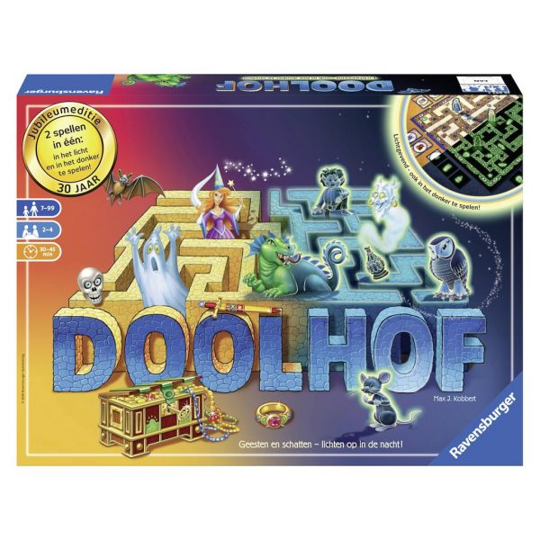 Doolhof glow in the dark